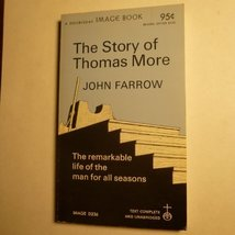 The Story of Thomas More [Paperback] Farrow, John