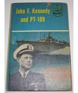 John F. Kennedy and PT-109 1962 Landmark Book Richard Tregaskis - $7.91