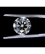 Sparkling round cut loose diamond F VS1 2.51 ct... - $9,625.40