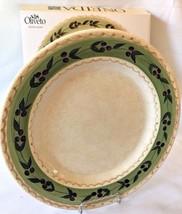 Oneida Oliveto Dinner Plate 11in New - $9.89