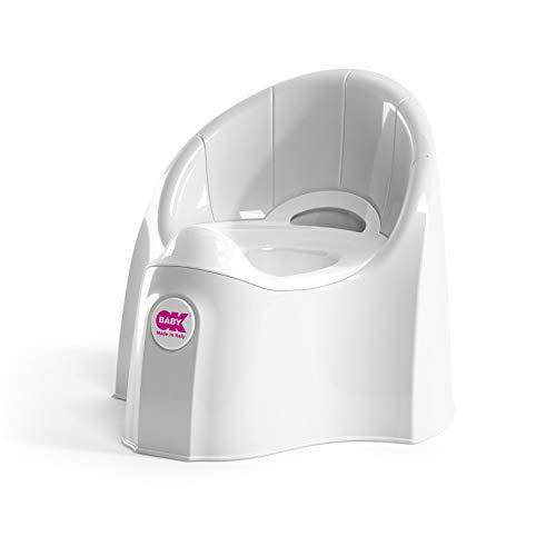 OKBABY Posh Potty Seat - Made From Non-Toxic Materials -Ergo-comfort & Streamlin