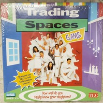 Parker Brothers Trading Spaces Game NEW - $15.45