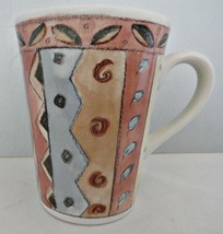 Sango Coffee Shoppe Frappe 3062 Stoneware Mug - $12.99