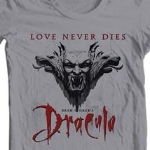 Bram Stoker's Dracula t-shirt retro horror movie vampire cotton free shipping image 1
