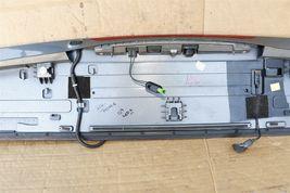 08-13 Acura MDX Rear Hatch Lip Spoiler Wing Garnish w/ Brake Light image 8