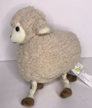 "Animal Adventure Sheep Lamb Soft Dangle Legs Plush Stuffed Animal 6"" 2020 - $43.48"