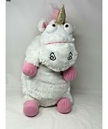 "Despicable Me Universal Studios Fluffy the Unicorn Backpack Souvenir 20""... - $36.50"