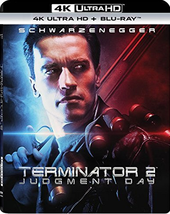 Terminator 2: Judgement Day (4K Ultra HD+Blu-ray)