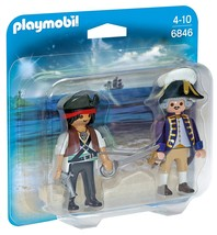 PLAYMOBIL® Pirate and Soldier Duo Pack - $13.92