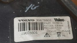 03-06 Volvo XC90 Xenon HID Headlight Head Lights Matching Set L&R - POLISHED image 7