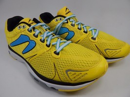 Newton Distance  V (5) Women's Running Shoes Size US 7 M (B) EU 38 Yellow