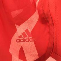 Adidas Donna Activewear Pantaloncini Corsa Misura Piccolo 3 'Rosso Stampa Tirare image 5