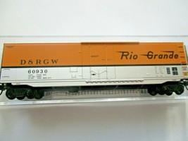 Micro-Trains # 03800562 Denver & Rio Grande Western 50' Standard Boxcar N-Scale image 1