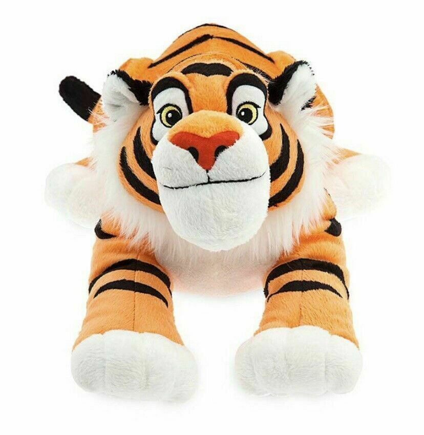 "Disney Store Aladdin Rajah Plush Tiger - 21"" - $19.99"