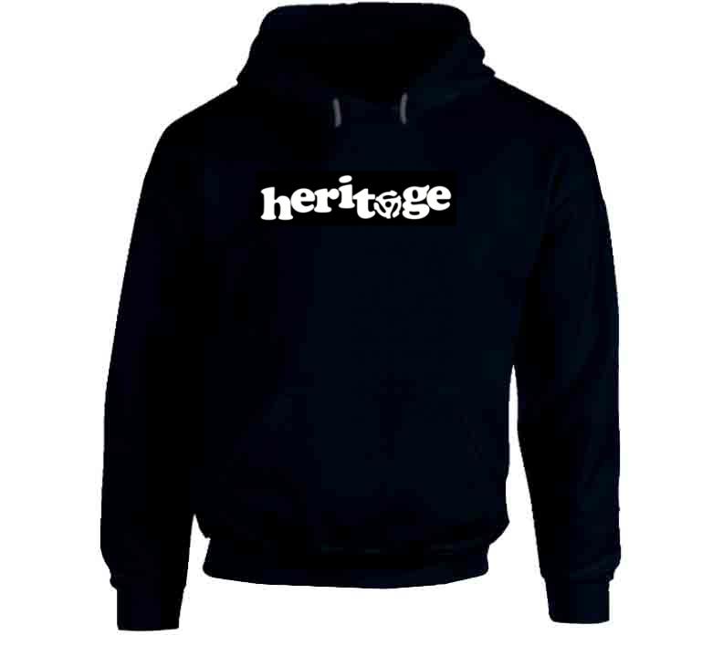 Heritage Signature - Men Tee Hoodie