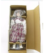 Porcelain Doll 16 inches Theresa - $17.99