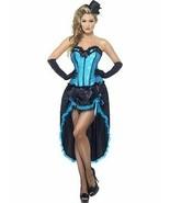 Burlesque Dancer Costume, Burlesque Fancy Dress, UK Size 8-10 - $40.31