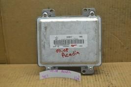 07-08 GMC Acadia Engine Control Unit ECU 12603530 Module 502-9e7 - $9.99