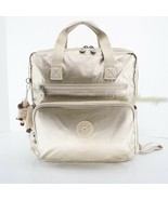 NWT Kipling BP3973 Audrie Diaper Bag Backpack Changing Pad Starry Gold M... - $98.95