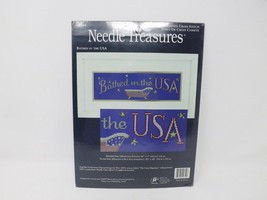 Needle Treasures Counted Cross Stitch Kit - Bathed in the USA - $19.99