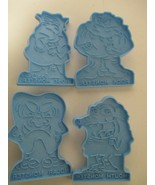Vintage Wilton Cookie Cutters Monsters 1990 - $9.89