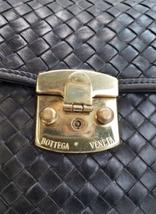 BOTTEGA VENETA Intrecciato Business Bag Briefcase Black Leather Braided image 4