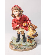 Boyds Bears: Brooke With Joshua - Puddle Jumpers - #3551 - 1st Edition -... - $24.64