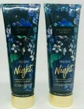 2 Victoria's Secret Fragrance Rush Night Body Lotion Perfume Plum & Jasm... - $18.49