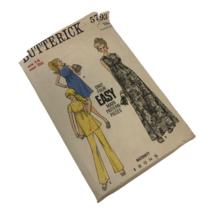 Butterick 5793 Pattern A-Line Maternity Dress Pants Sewing Size 14 Uncu... - $12.82