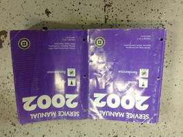 2002 PONTIAC AZTEK BUICK RENDEZVOUS Service Shop Repair Workshop Manual ... - $168.25