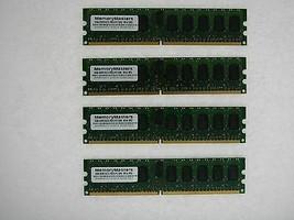 8GB (4X2GB) MEMORY FOR SUPERMICRO SUPER X6DA8-G2 X6DAE-G2 X6DH8-G2