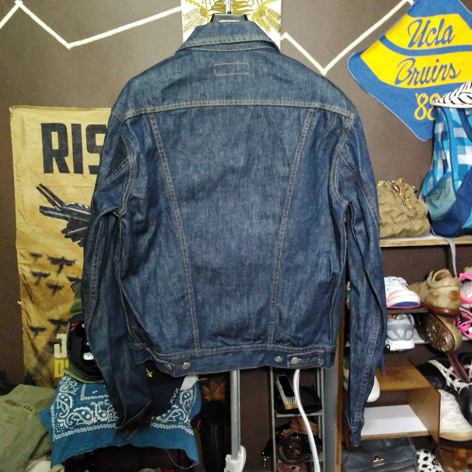 FCUK Jeans Jacket image 2