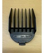 Wahl Hair Clipper Comb Guard Attachment Guide Black #6 3/4 inch 19mm - $10.18