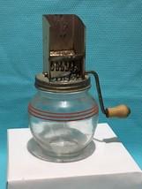 Vintage 30s Uniform Nut Meat Chopper Pat. No. 2,001,075 Vintage Kitchen ... - $17.09