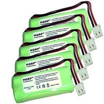 5X HQRP Phone Battery for VTECH BT162342 BT262342 2SNAAA70HSX2F BATTE300... - $38.95