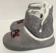 Auburn University Fur Knit Boots AU Logo Women's Many Sizes image 3
