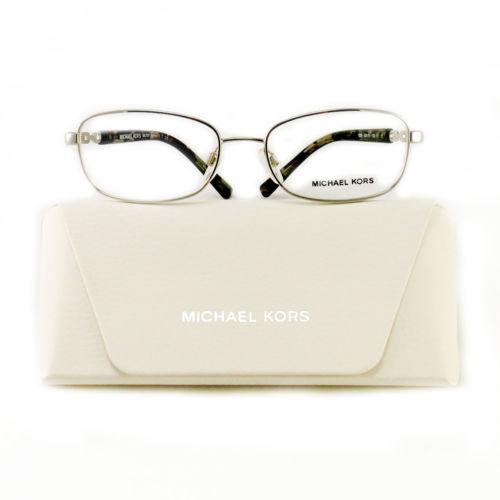 Michael KORS (Silver 7007 1027) New Authentic EYEGLASSES (53-15-135)