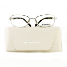 Michael KORS (Silver 7007 1027) New Authentic EYEGLASSES (53-15-135) - $56.05