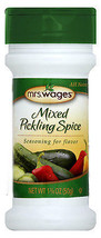 Pickling and Canning Mix, Mixed Pickling Spice, 1.75-oz. - $12.86