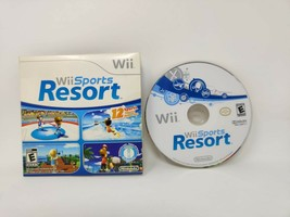Wii Sports Resort (Nintendo Wii, 2009) Tested Excellent Disc  - $13.96