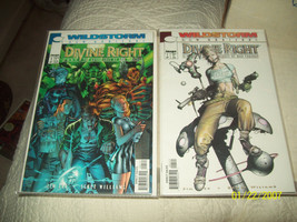 Divine Right #1 (Sep 1997, Image) REGULAR & VARIANT COVERS - $5.00