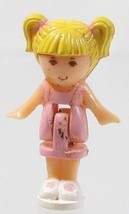 1989 Vintage Polly Pocket Doll Polly's Flat - T... - $7.50