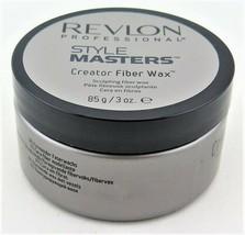 Revlon Professional Style Masters Creator Fiber Wax 3 oz / 85 g - $24.99