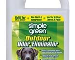 Sunshine Makers 2010000415338 Outdoor Odor Eliminator Gallon