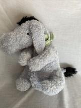 "Disney Classic Winnie The Pooh Eyeore Soft Plush Doll Toy 14"" Stuffed An... - $13.37"