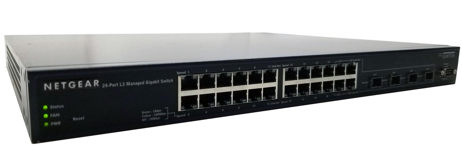 Netgear gsm7324 001