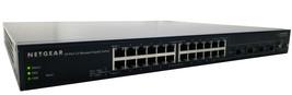 Netgear GSM7324 24-Port Gigabit Managed Switch Bin:7 - $109.99