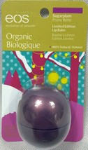 Eos Organic  Lip Balm Limited Edition Sugar Plum - $8.86