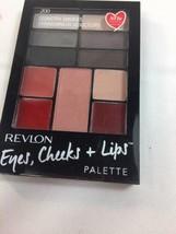 Revlon Eyes Cheeks & Lips Palette 200 Seductive Smokies - $7.74