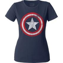 Official Marvel Comics Captain America Distress... - £13.22 GBP - £18.47 GBP